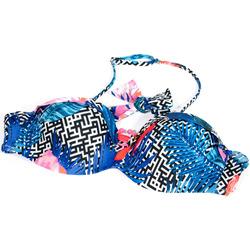 Textil Ženy vrchní  a spodní díl Ea7 Emporio Armani 912089 9P432 Modrý