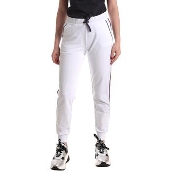 Textil Ženy Teplákové kalhoty Ea7 Emporio Armani 3GTP54 TJ31Z Bílý