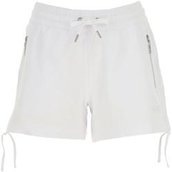 Textil Ženy Kraťasy / Bermudy Emporio Armani EA7 3GTS52 TJ31Z Bílý