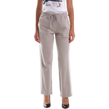 Textil Ženy Teplákové kalhoty U.S Polo Assn. 52409 51314 Šedá