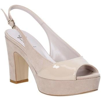 Boty Ženy Lodičky Grace Shoes 679004 Růžový