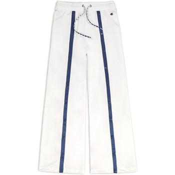 Textil Ženy Teplákové kalhoty Champion 111377 Bílý