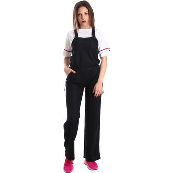 Textil Ženy Overaly / Kalhoty s laclem Champion 111485 Modrý