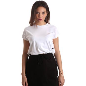 Textil Ženy Trička s krátkým rukávem Champion 111487 Bílý