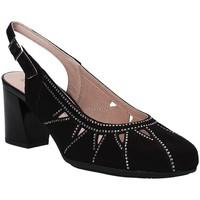 Boty Ženy Lodičky Pitillos 5554 Černá