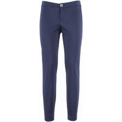Textil Ženy Mrkváče NeroGiardini P960510D Modrý
