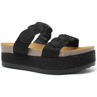 Boty Ženy Dřeváky Exé Shoes I468Q6923001 Černá