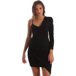 Textil Ženy Krátké šaty Byblos Blu 2WD0014 TE0015 Černá