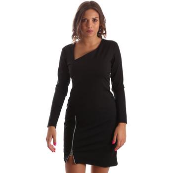 Textil Ženy Krátké šaty Byblos Blu 2WD0008 TE0011 Černá
