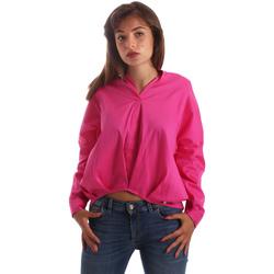 Textil Ženy Košile / Halenky Byblos Blu 2WR0004 TE0014 Růžový