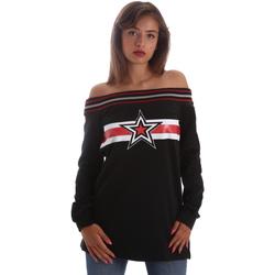 Textil Ženy Svetry Byblos Blu 2WF0006 TE0043 Černá