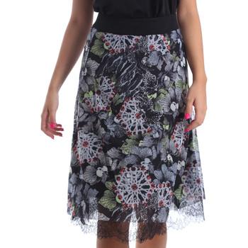 Textil Ženy Sukně Smash S1928417 Černá