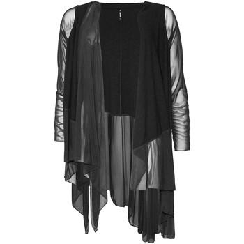 Textil Ženy Halenky / Blůzy Smash S1953411 Černá