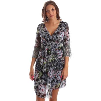 Textil Ženy Krátké šaty Smash S1984413 Černá