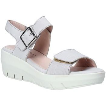 Boty Ženy Sandály Grunland SA1881 Bílý
