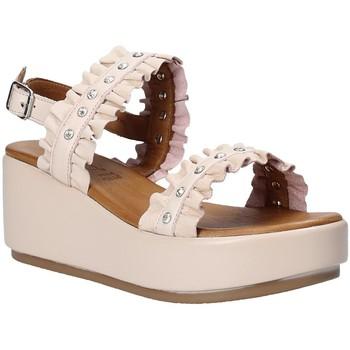 Boty Ženy Sandály Grunland SA2301 Růžový