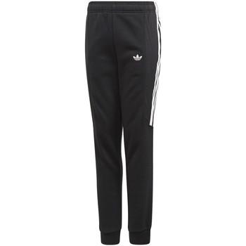 Textil Děti Teplákové kalhoty adidas Originals DW3865 Černá