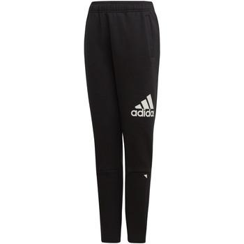 Textil Děti Teplákové kalhoty adidas Originals DV1660 Černá