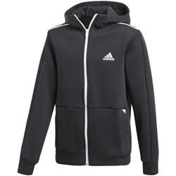 Textil Děti Mikiny adidas Originals DV1671 Černá