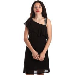 Textil Ženy Krátké šaty Gaudi 911FD15011 Černá