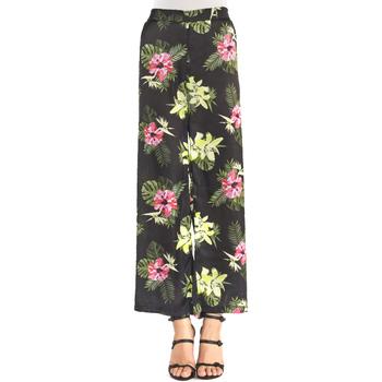 Textil Ženy Turecké kalhoty / Harémky Gaudi 911FD25018 Černá