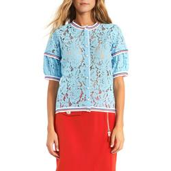 Textil Ženy Halenky / Blůzy Gaudi 911BD55001 Modrý