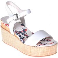 Boty Ženy Sandály Lumberjack SW40006 001 B01 Bílý