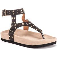 Boty Ženy Sandály Lumberjack SW57506 002 Q12 Černá