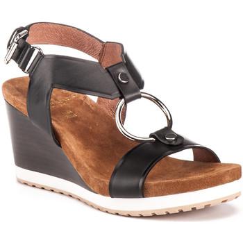 Boty Ženy Sandály Lumberjack SW56506 003 B01 Černá