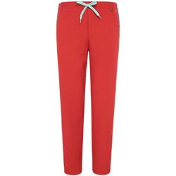 Textil Ženy Teplákové kalhoty Pepe jeans PL211284 Červené
