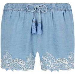 Textil Ženy Kraťasy / Bermudy Pepe jeans PL800838 Modrý