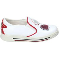 Boty Děti Street boty Primigi 3383500 Bílý