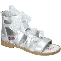 Boty Dívčí Sandály Primigi 3440111 Stříbrný