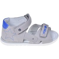 Boty Dívčí Sportovní sandály Melania ME0821A9E.A Šedá