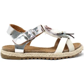Boty Dívčí Sandály Miss Sixty S19-SMS586 Stříbrný