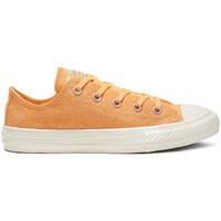 Boty Děti Nízké tenisky Converse 364194C Oranžový
