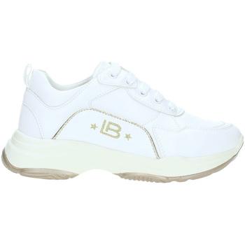 Boty Děti Nízké tenisky Laura Biagiotti 5181A Bílý
