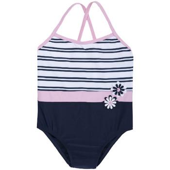 Textil Dívčí jednodílné plavky Chicco 09007023000000 Modrý