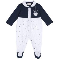 Textil Děti Overaly / Kalhoty s laclem Chicco 09021783000000 Modrý