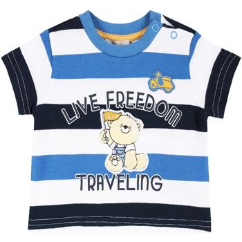 Textil Děti Trička s krátkým rukávem Chicco 09006664000000 Bílý