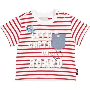Textil Děti Trička s dlouhými rukávy Chicco 09006680000000 Červené