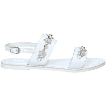 Boty Dívčí Sandály Holalà HT0022L Bílý