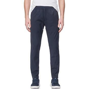Textil Muži Teplákové kalhoty Antony Morato MMTR00533 FA600140 Modrý