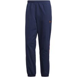 Textil Muži Teplákové kalhoty adidas Originals FM3403 Modrý