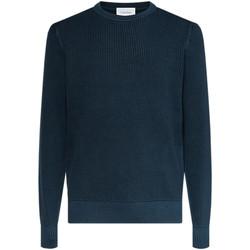 Textil Muži Svetry Calvin Klein Jeans K10K104721 Modrý