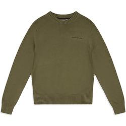 Textil Muži Svetry Calvin Klein Jeans J30J313480 Zelený