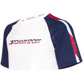 Textil Muži Trička s krátkým rukávem Tommy Hilfiger S20S200196 Bílý