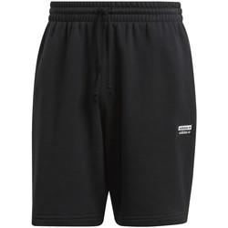 Textil Muži Kraťasy / Bermudy adidas Originals ED7233 Černá