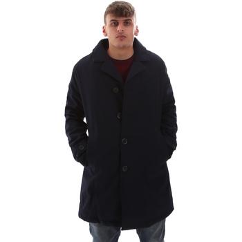 Textil Muži Kabáty U.S Polo Assn. 52327 51919 Modrý