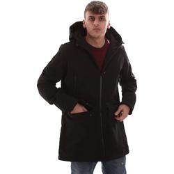 Textil Muži Kabáty U.S Polo Assn. 52336 52251 Černá